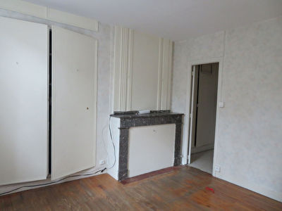 Studio à L'Isle Jourdain 33.77m²